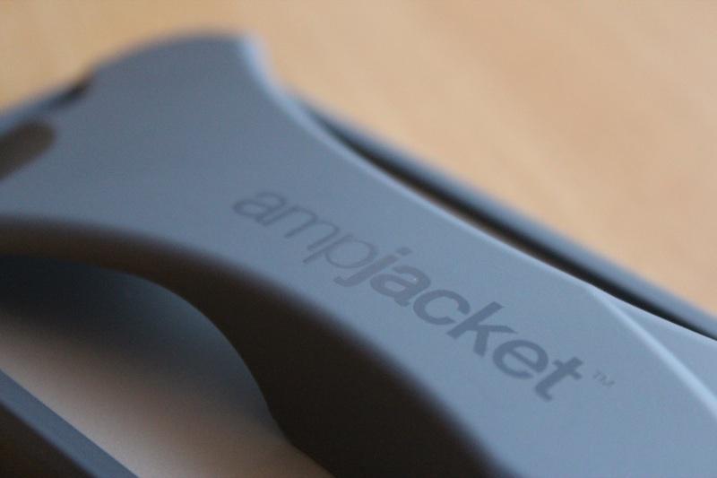 Kubxlab Ampjacket Case for iPhone 5 Logo.JPG