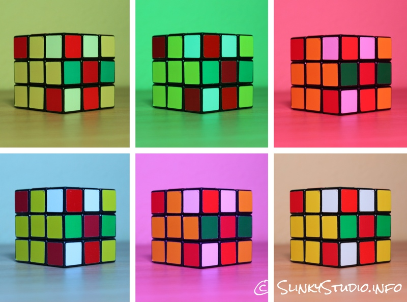 KICK Light Lighting Colours Rubix Cube.jpg