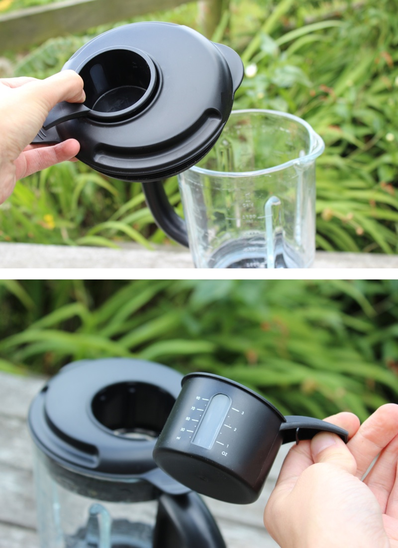Waring Soup Maker Lid & Measuring Cup.jpg