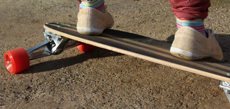 Original Skateboards Derringer 28 Longboard Review - Slinky