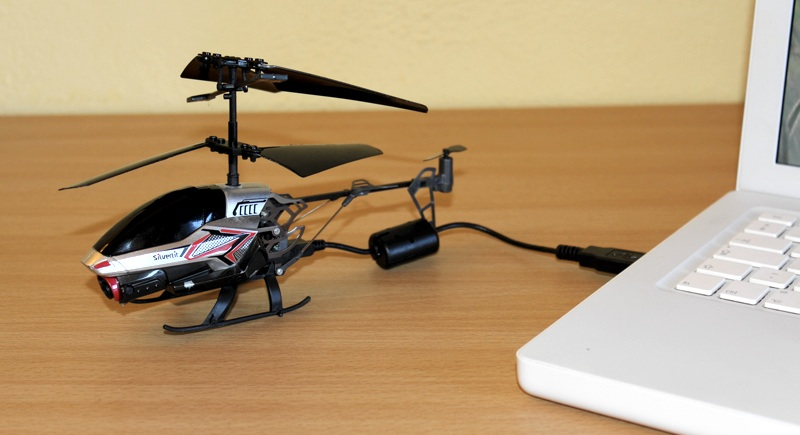Silverlit Spy Cam II RC Helicopter Importing to Computer.jpg