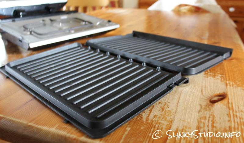 George foreman entertaining grill review slinky studio - Largest george foreman grill with removable plates ...