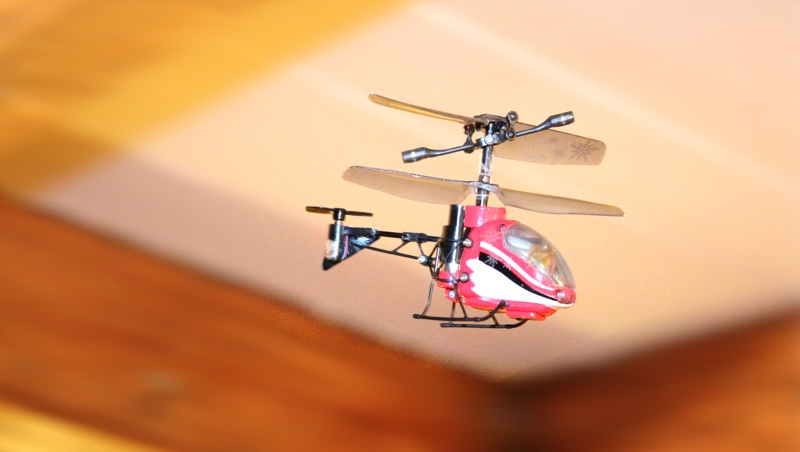 Silverlit Nano Falcon RC Helicopter Flying.jpg
