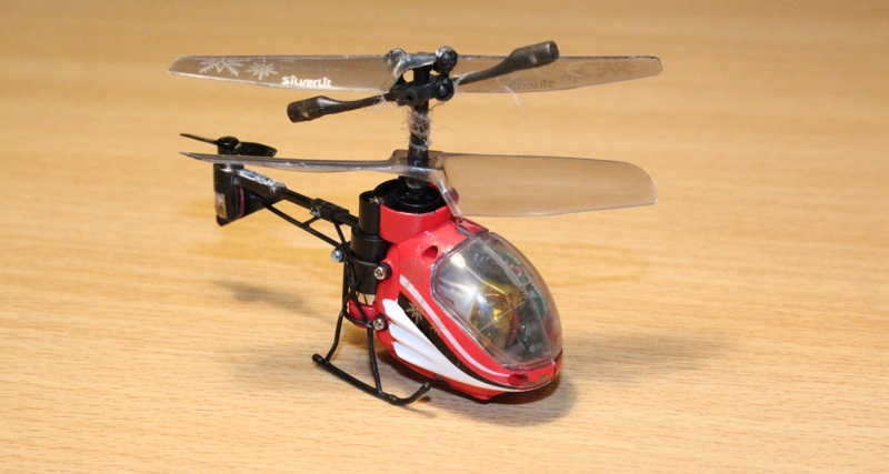 Silverlit Nano Falcon RC Helicopter on Wooden Desk.jpg