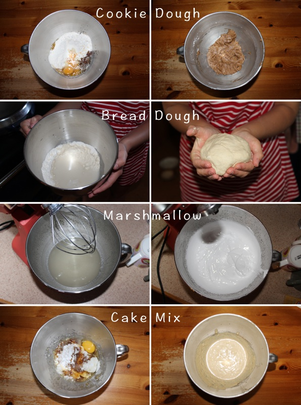 KitchenAid Artisan Stand Mixer Cake Mix: Cookie Dough: Marshmallow: Bread Dough.jpg