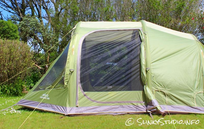 Vango Genesis 500 Tent Mesh Door.jpg