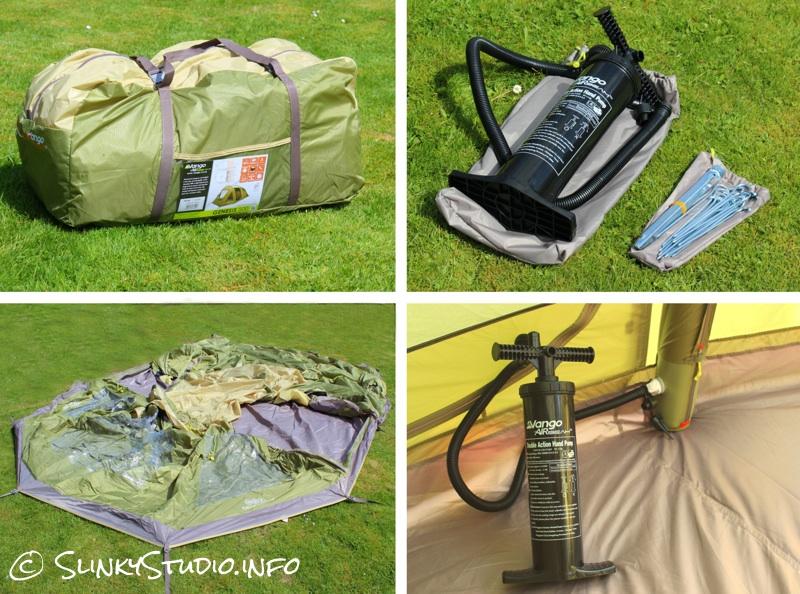 Vango Genesis 500 Tent Pitching Inflation.jpg