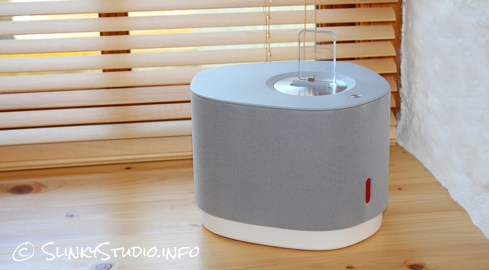 Nude Audio Studio 5 Speaker Front View
