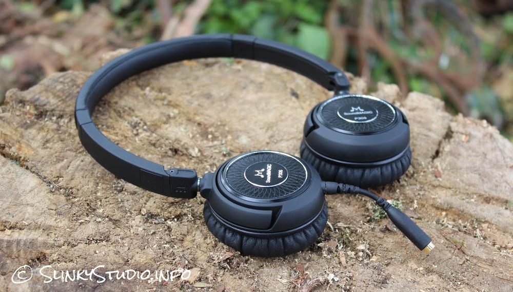 SoundMAGIC P30s Headphones