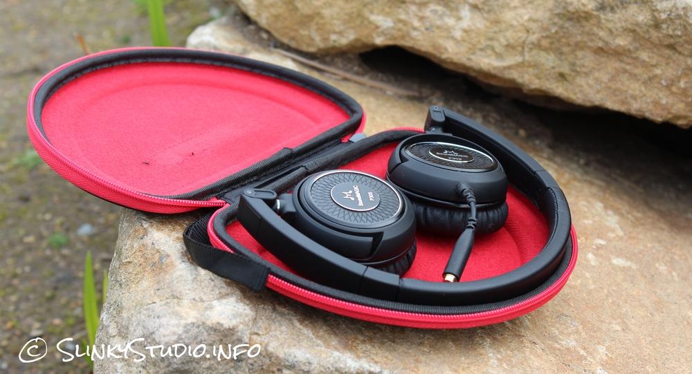 SoundMAGIC P30s Headphones Case