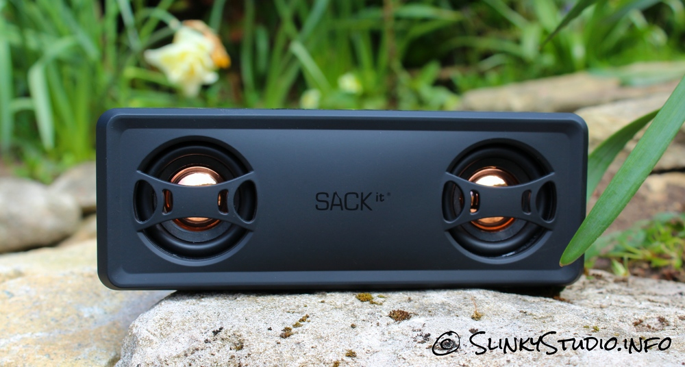 SACKit WOOFit Jam Speaker Front View