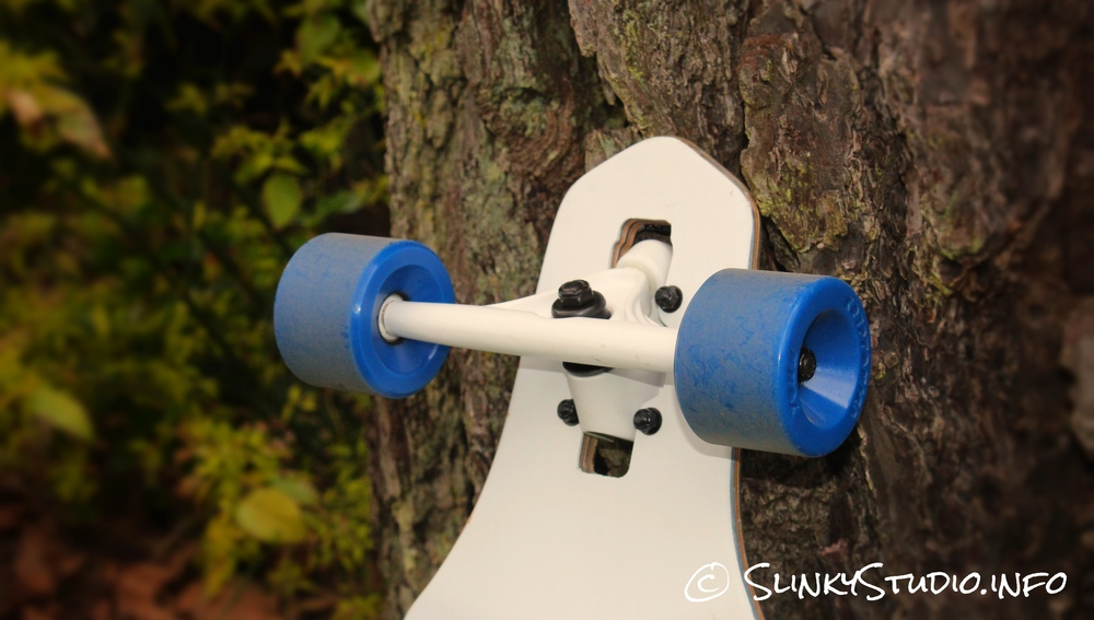 Dusters Wake Longboard Trucks & Wheels
