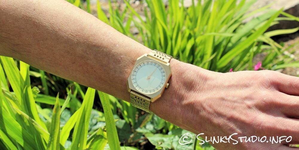 Slow Jo Watch on Wrist