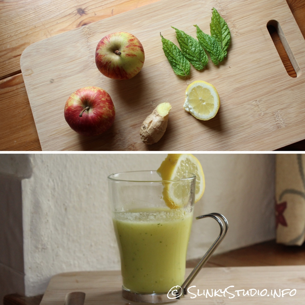 Retro Cold Press Juicer Ginger Not Beer Juice