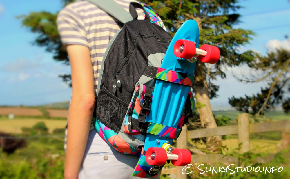 Penny Pouch Backpack Slater