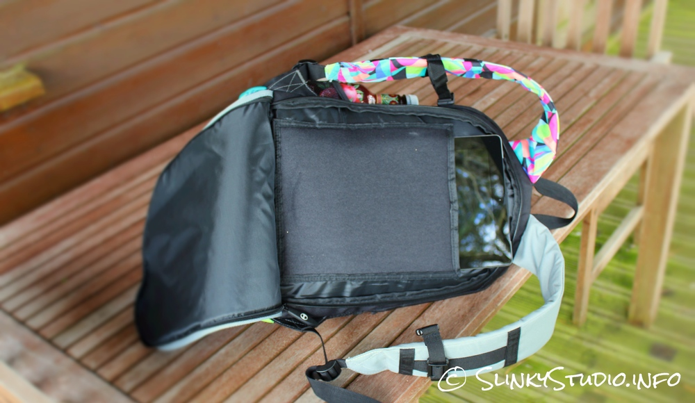 Penny Pouch Backpack Slater iPad Tablet Sleeve