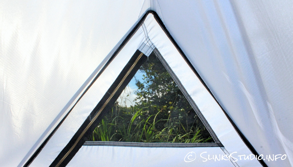 FieldCandy Original Explorer Tent Mesh Window