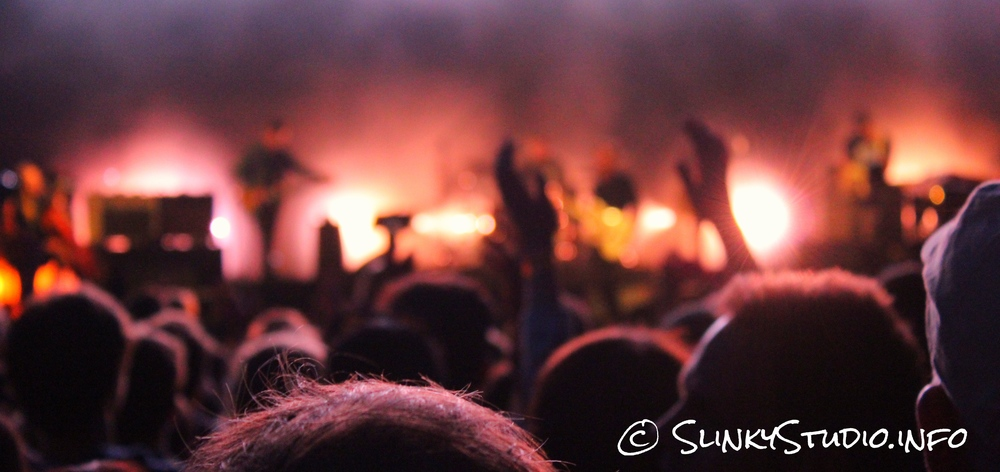 Ben Howard - Eden Sessions Out of Focus Crowd