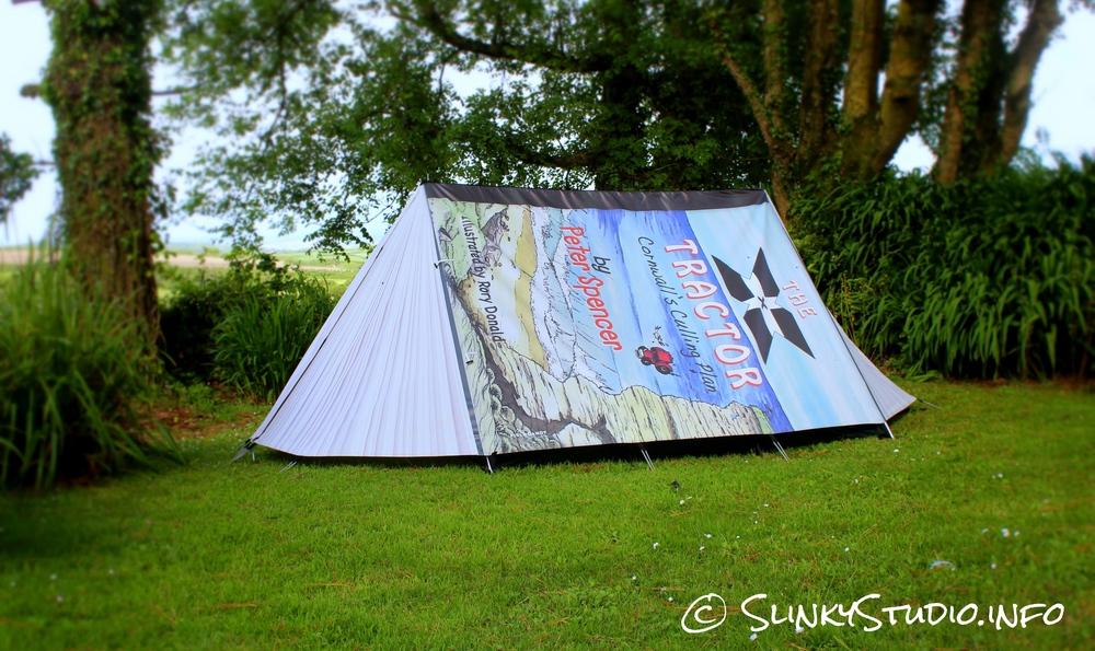 FieldCandy Original Explorer Tent & FieldCandy Original Explorer Tent Review - Slinky Studio