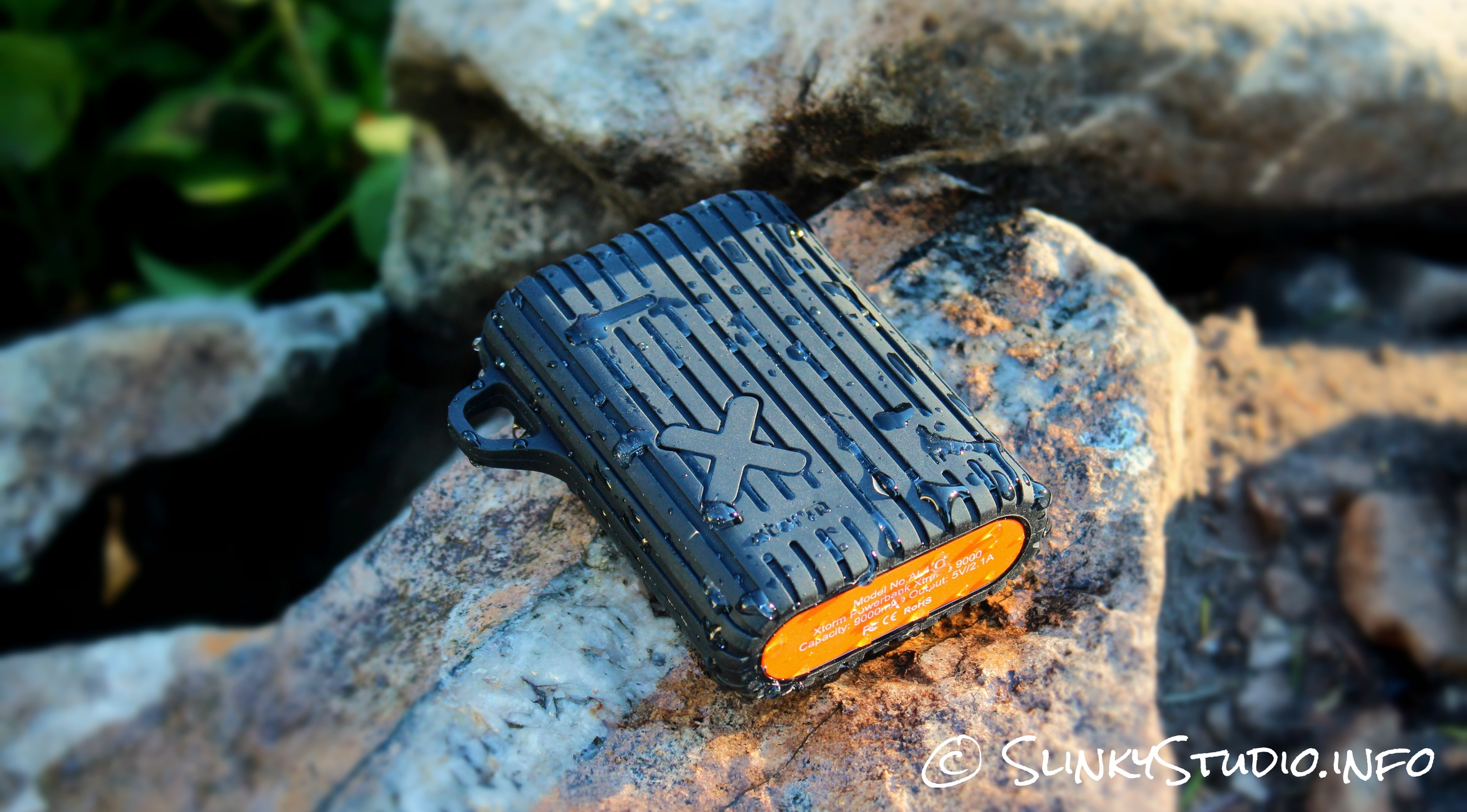 Xtorm Evoke Solar Charger Review Slinky Studio