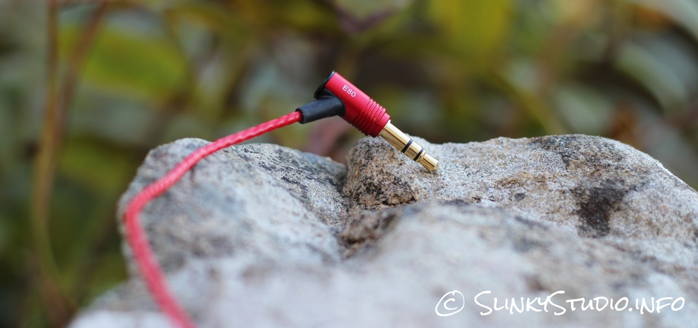 SoundMAGIC E80 Earphones Aux Cable
