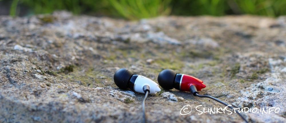 Final Audio Design Adagio III Earphones Up Close