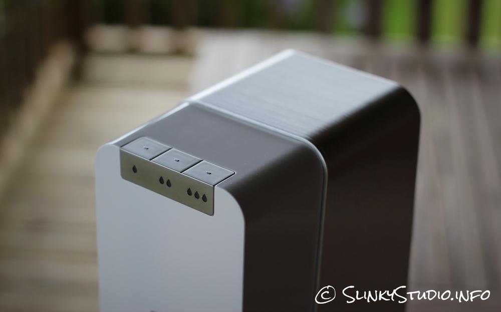 SodaStream Power Fizz Level Buttons