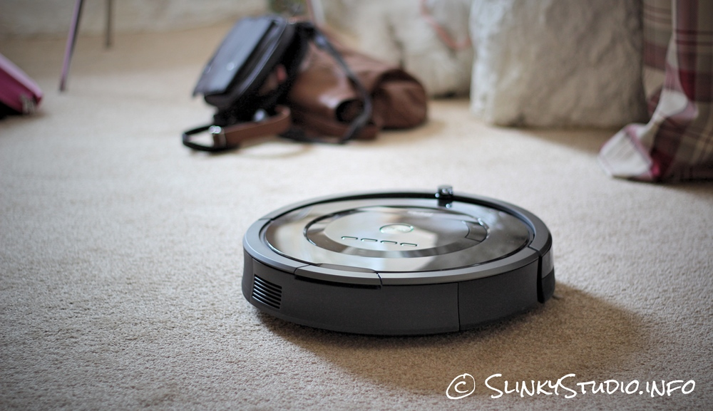 iRobot Roomba 880 on Carpet