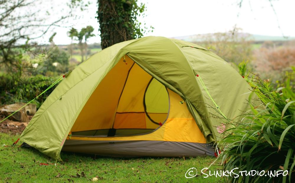 Jack Wolfskin Skyrocket III Tent