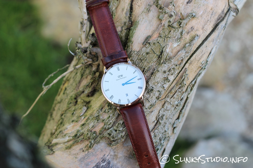 Daniel Wellington Dapper St Mawes Watch With Srist Strap View