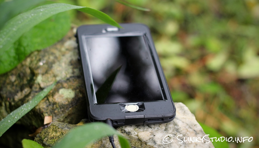 LifeProof NÜÜD Case for iPhone 6 Plus Depth of Field