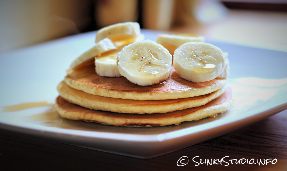 AEG UltraMix Stand Mixer American Fluffy Style Pancakes.jpg