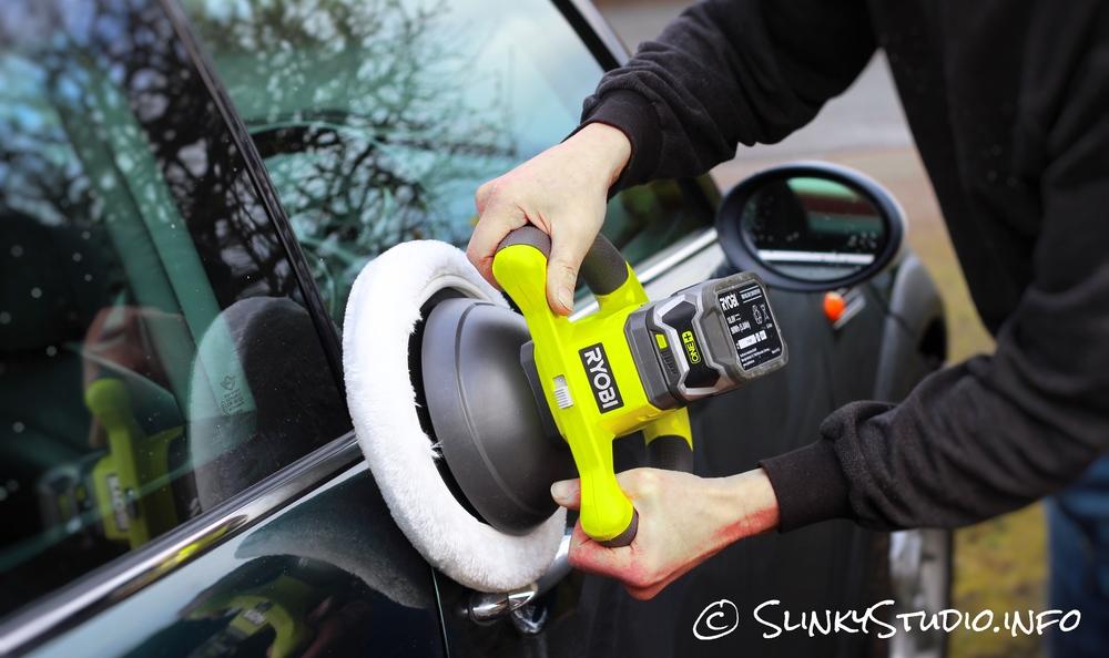 Ryobi 18V One+ Car Buffer