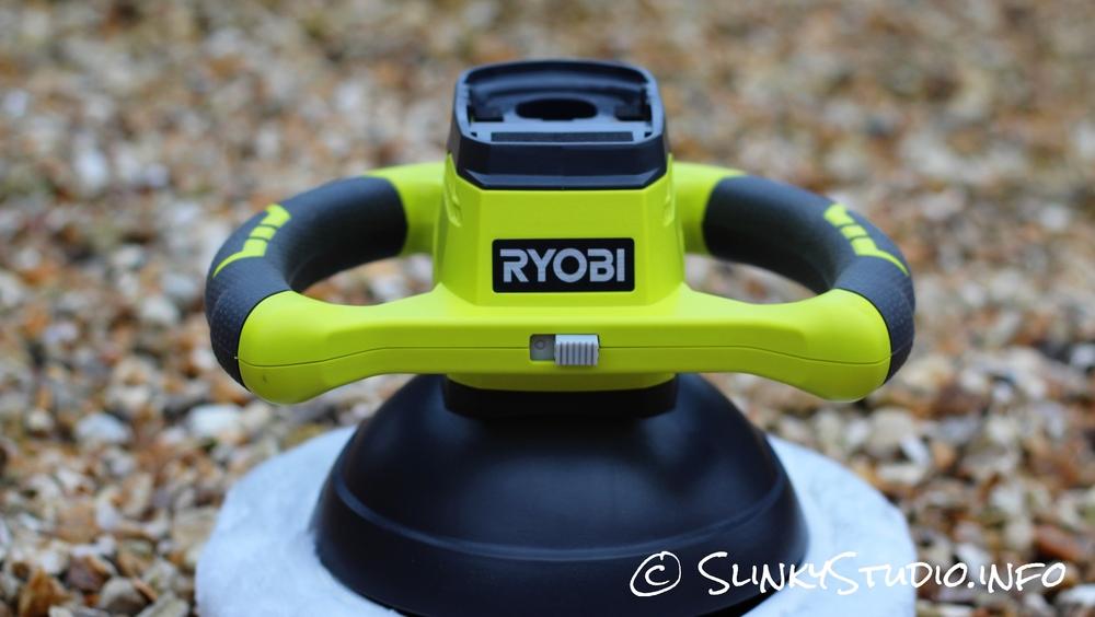 Ryobi 18V One+ Car Buffer Handles