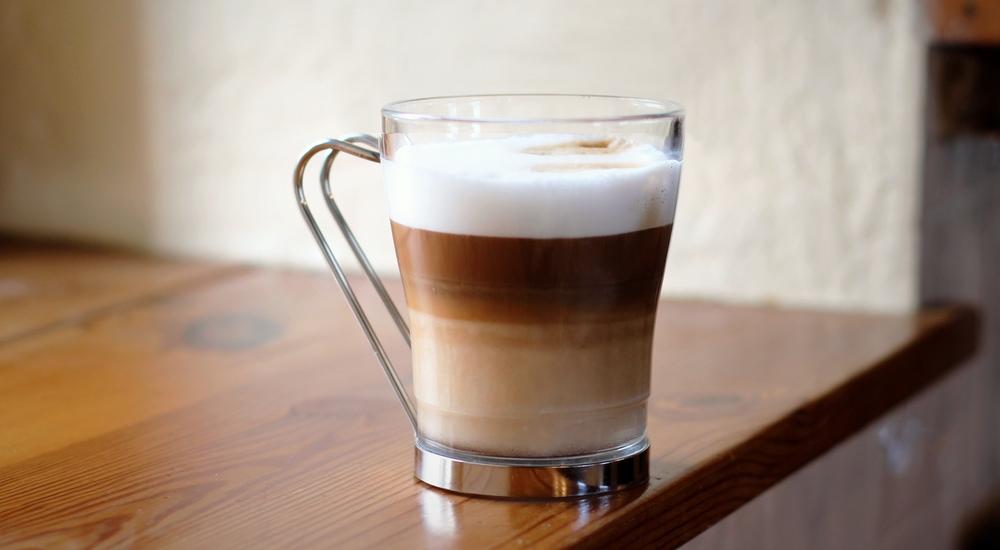 Melitta Caffeo Barista TSP Latte Macchiato