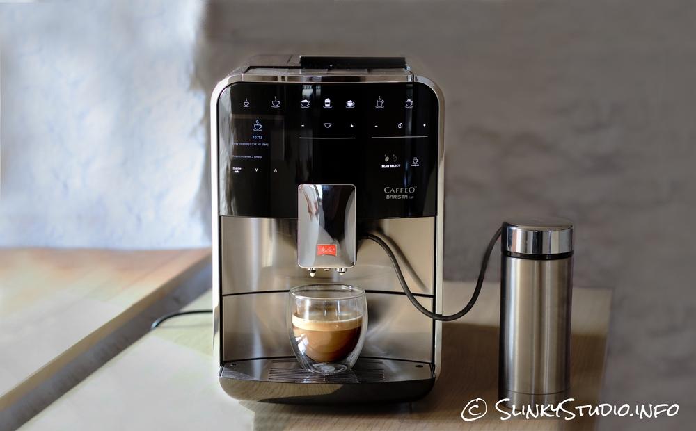 Melitta Caffeo Barista TSP Coffee Machine