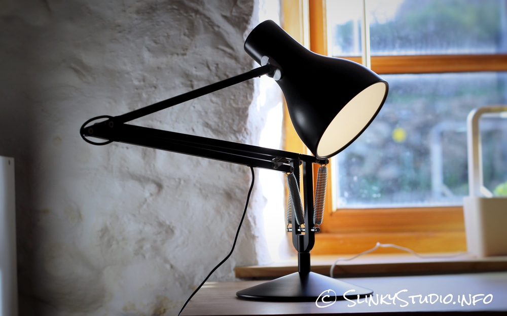 Anglepoise Type75 LED Lamp Folded