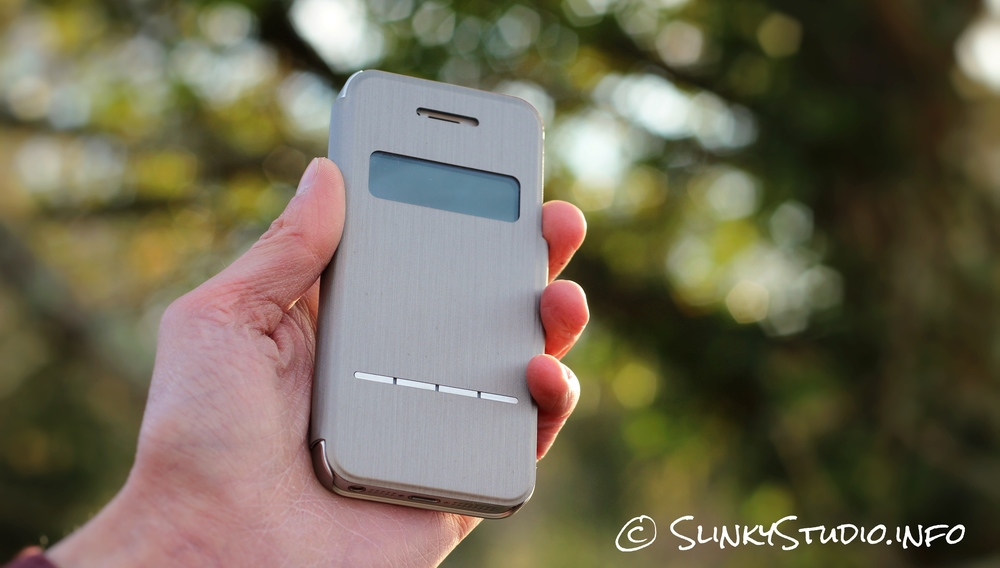 Moshi SenseCover for iPhone 5/5s/SE Sunny Woodland