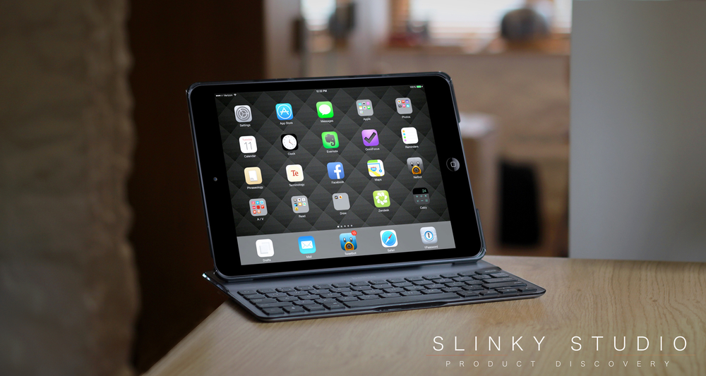 Belkin QODE Ultimate Keyboard Case for iPad Air 2