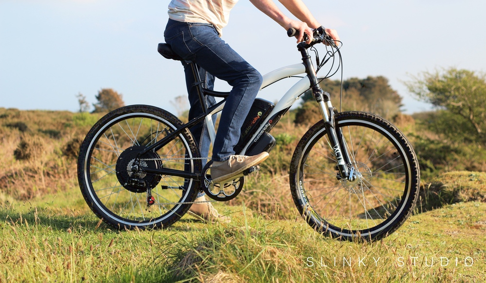 Cyclotricity Stealth eBike Riding Side View Cornwall.jpg