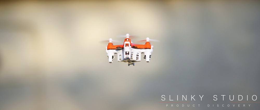 BuzzBee Nano Drone Flying Sky View.jpg