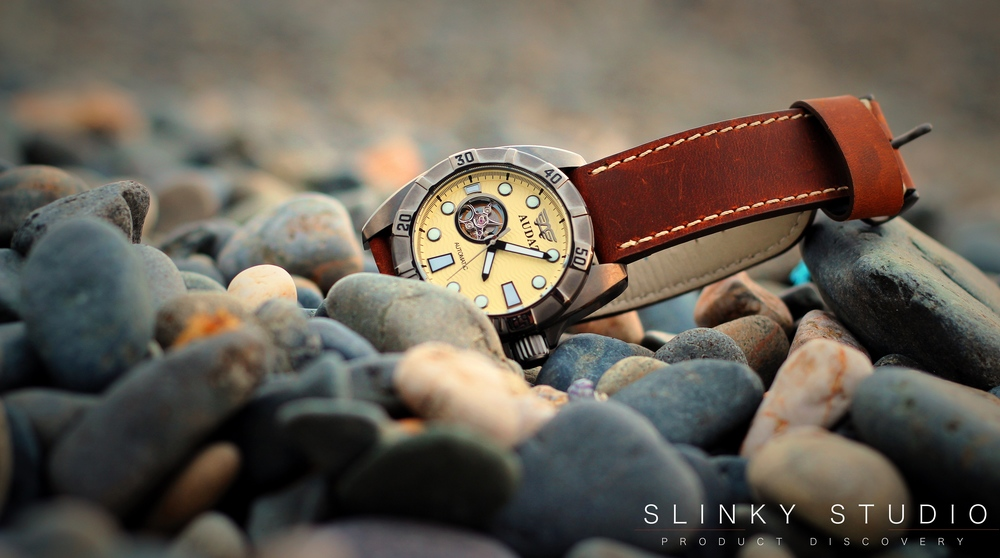 Audaz Gallant Watch on Pebbles