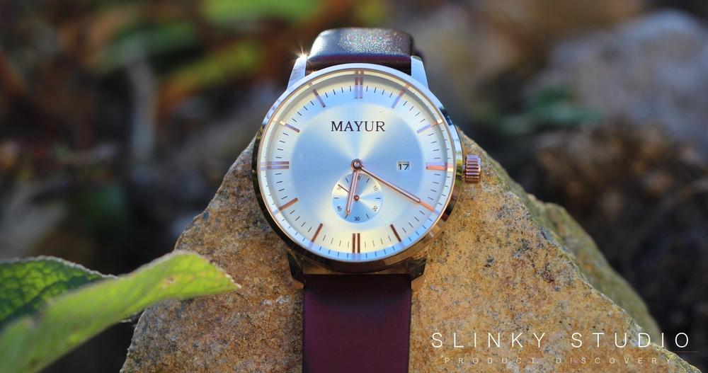 Mayur London Regal Watch Rose Gold Close Up.jpg