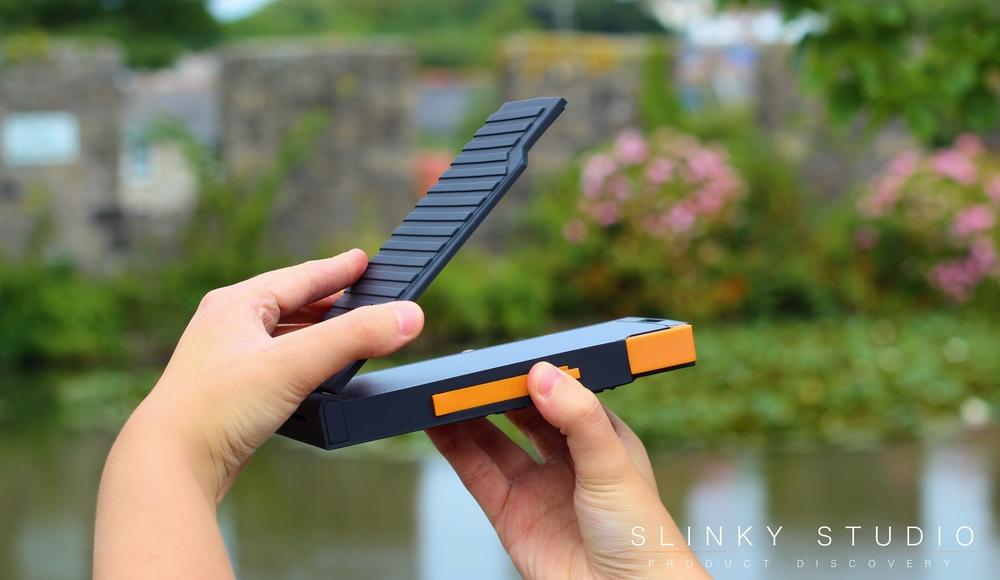 Xtorm Evoke Solar Charger Folio Design Opening.jpg