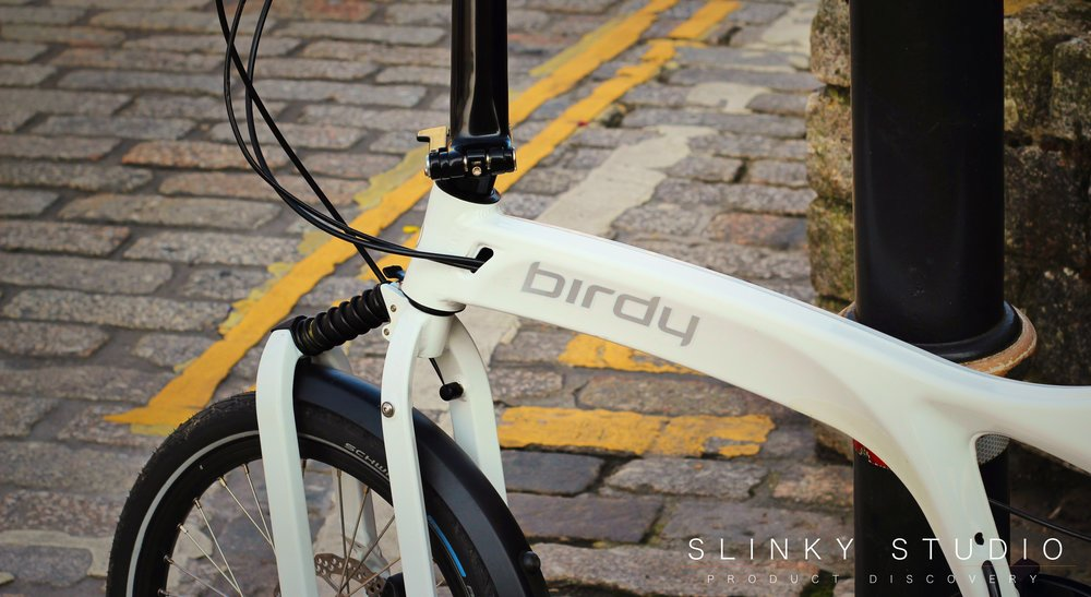 Birdy Speed Folding Bike Logo on Frame.jpg