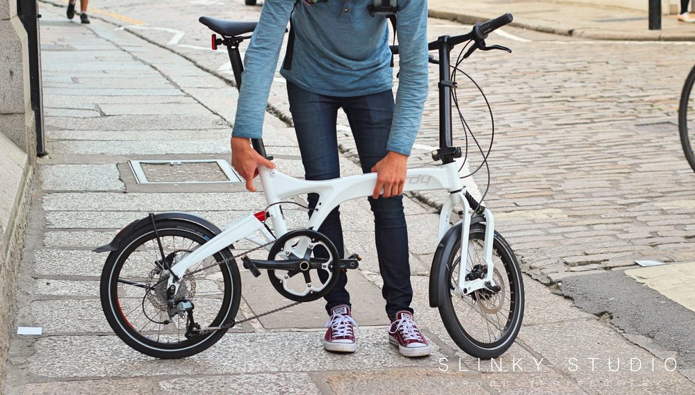Birdy Speed Folding Bike Finished Unfolding].jpg