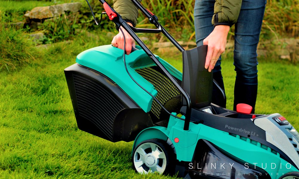 Bosch rotak 43 li ergoflex cordless lawnmower review - Bosch rotak 43 ...