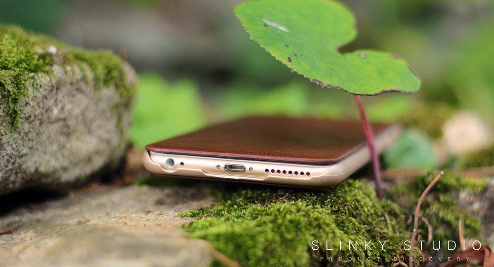 Elago Leather Flip Case for iPhone 6:6s Plus Lighting Port Cutout Autumn Vibes.jpg