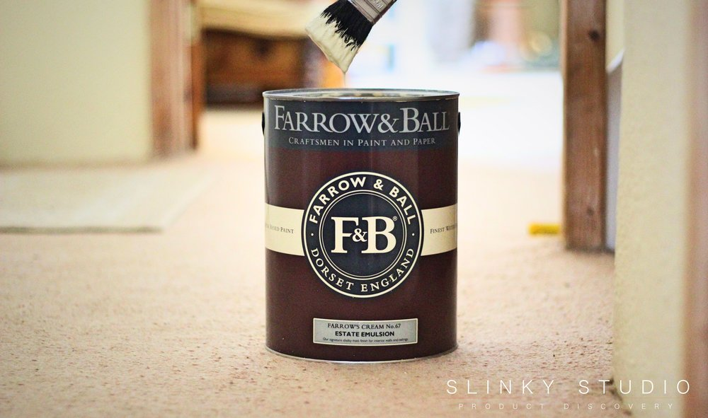 Farrow ball estate emulsion paint review slinky studio for Farrow and ball exterior paint reviews
