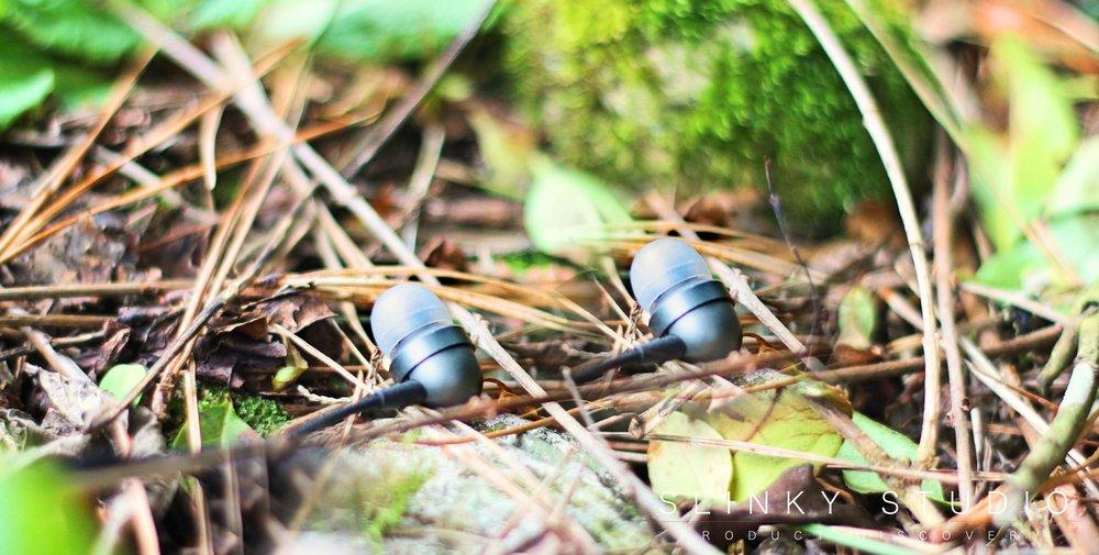 Wraps Wristband Earphones Lying Outdoors Foliage.jpg